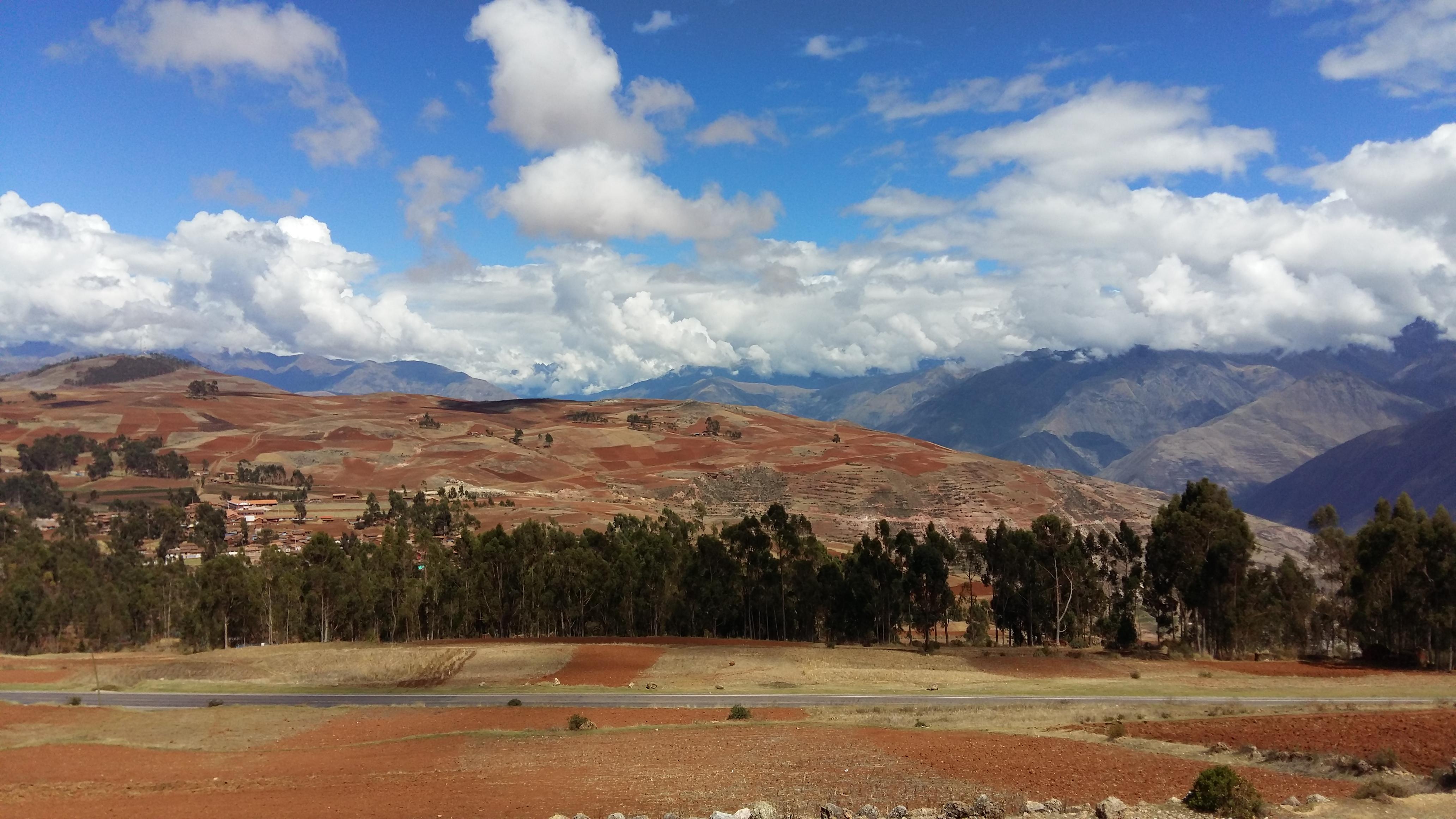 Das Heilige Tal der Inka wartet auf Dich!