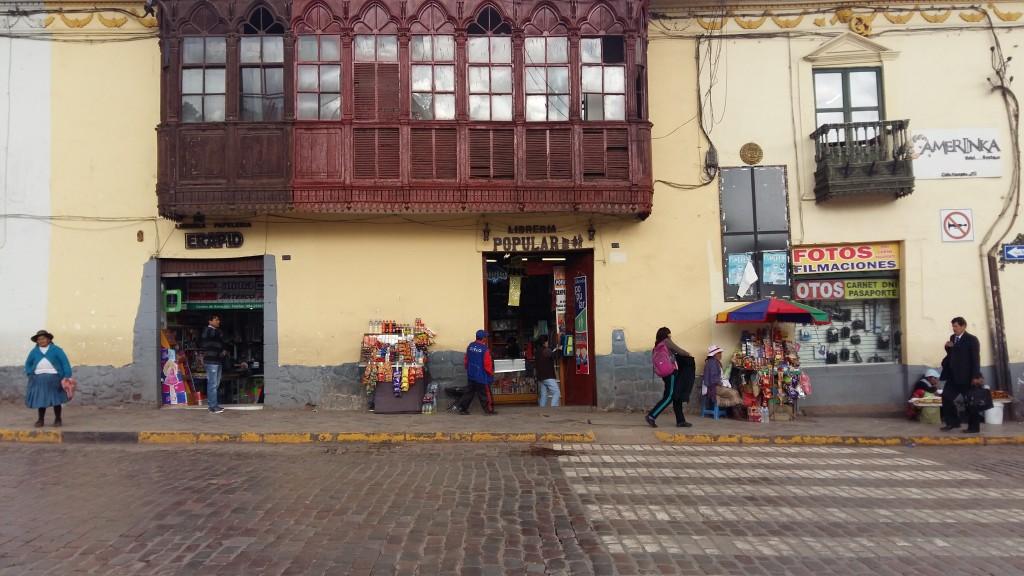 Die alte Inkahauptstadt Cusco hat viele Gesichter!